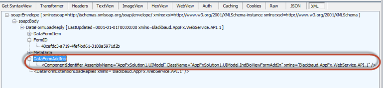 Using Fiddler to create HTTP Requests