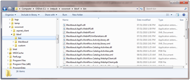 files support guides queryex